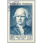 Frankrike 968 stämplad