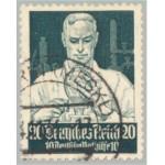 Tyska Riket 562 stämplad