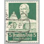 Tyska Riket 558 stämplat