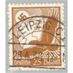 Tyska Riket 533y stämplad