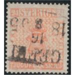 Sverige 5 GEFLE 16.8.1855