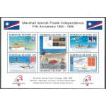 Marshall Islands block 5 **