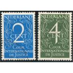 Nederländerna D25-D26 stämplade