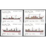 Malta 758-761 **