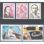 Monaco 1553-1557 **