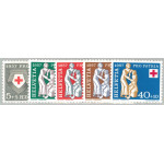 Schweiz 641-645 **