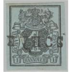 Hannover 1 stämplad