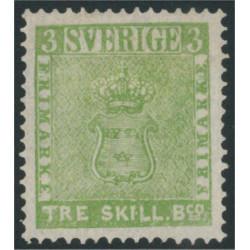 Sverige 1E3 (*)
