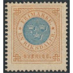 Sverige 27a (*)