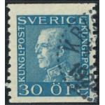 Sverige 185b stämplad