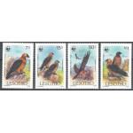 Lesotho 556-559 **