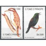 Sao Tome e Principe 1330 + 1333 **