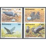 Botswana 455-458 **