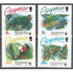 Cayman Islands 690-693 **