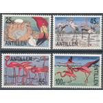 Nederländska Antillerna 545-548 **
