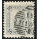 Österrike 79B stämplad