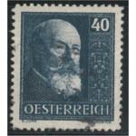 Österrike 497 stämplad