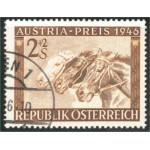 Österrike 789 stämplad