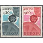 Franska Andorra 199-200 **