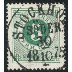 Sverige 19 STOCKHOLM SÖDER 30.10.1875