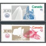 Canada 624-625 **