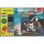 Paraguay block 174-175 **