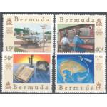 Bermuda 517-520 **