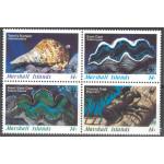 Marshall Islands 73-76 **