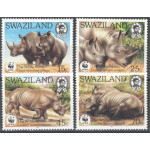 Swaziland 528-531 **