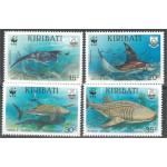 Kiribati 566-569 **