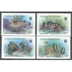 Antigua & Barbuda 1010-1013 **