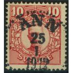 Sverige 82 ÅNN 25.1.1912