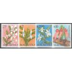 Mauritius 634-637 **