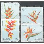 Jamaica 645-648 **