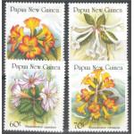 Papua Nya Guinea 584-587 **