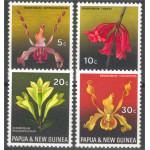 Papua Nya Guinea 161-164 **