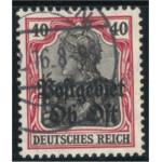 Postgebiet Oberbefehlshaber Ost 10 stämplad