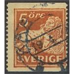 Sverige 142Ea stämplad