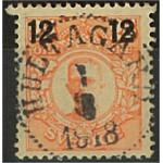 Sverige 100 HULTAGÅRD 1.8.1918