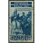 Vatikanen 50 stämplad