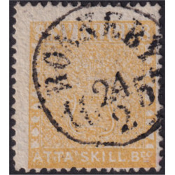 Sverige 4f RONNEBY 24.2.1857