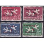 Guinea 145-148 **