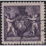 Liechtenstein 52B stämplad