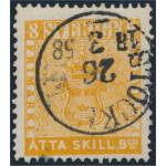 Sverige 4 STOCKHOLM 26.3.1858