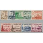 Tyska Riket 651-659 *