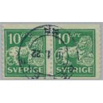 Sverige 144Abz stämplat par