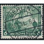 Tyska Riket 502A stämplad