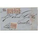 Sverige 90 öre till Storbritannien 1865
