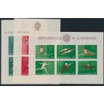 San Marino block 5-7 **