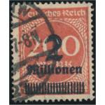 Tyska Riket 309 W b stämplad